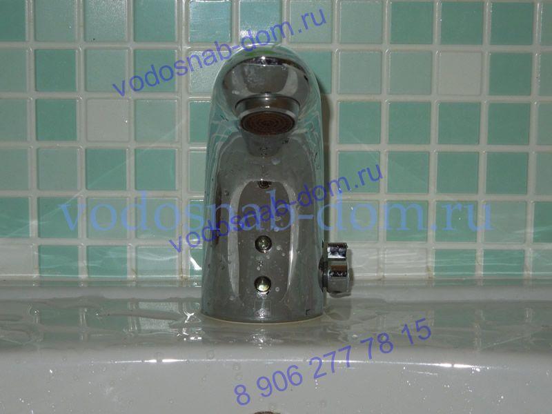 установка смесителей и ванн в санкт-петербурге