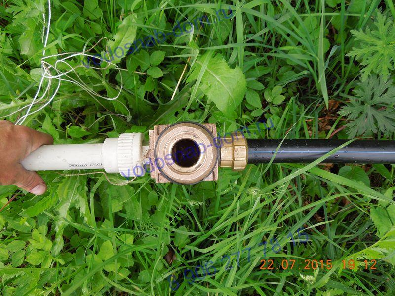 система комбинированного водоснабжения