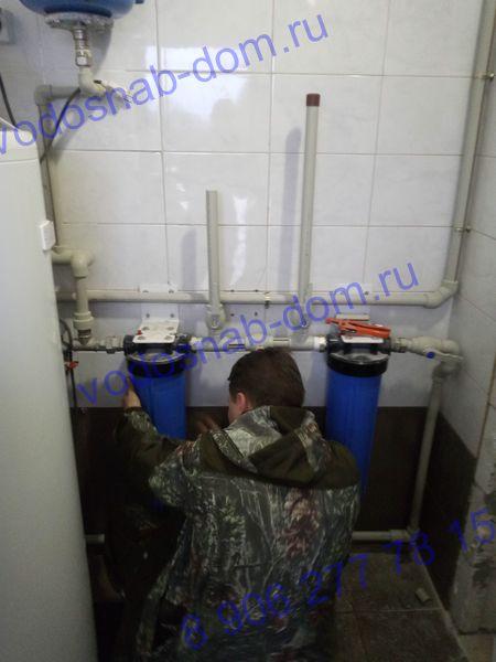 водоснабжение и канализация на даче цена