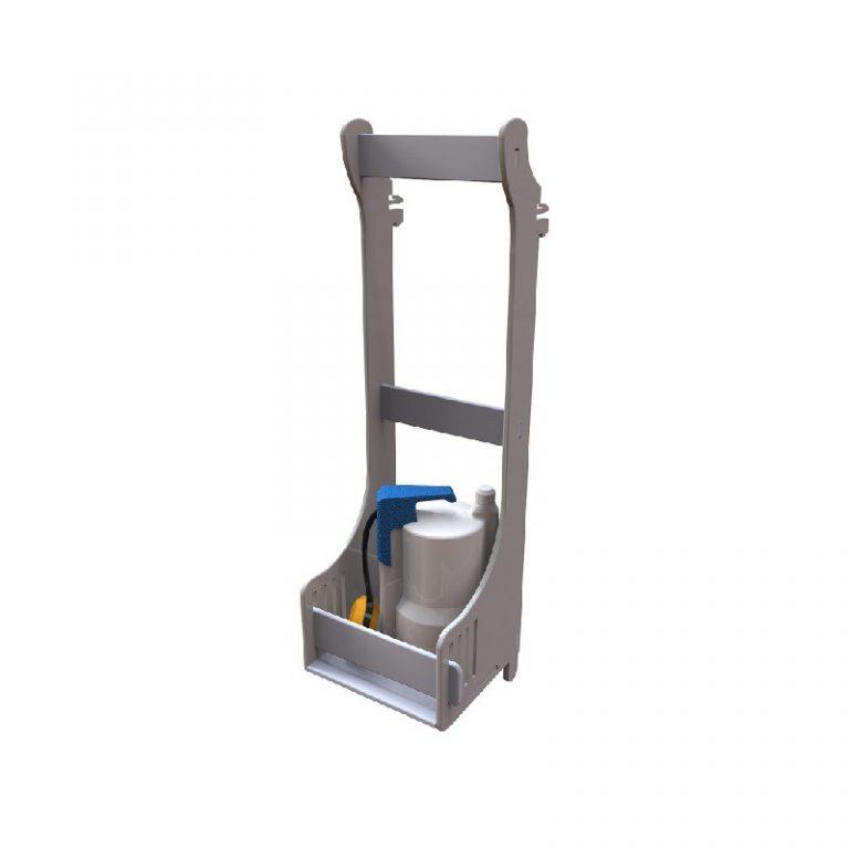 насосная полка в очистное устройство цена